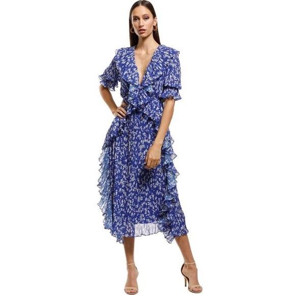 TALULAH Dresses & Skirts - NWT La Maison Talulah Mediterranean Midi Dress
